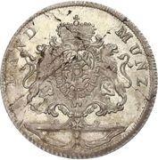4 Groschen - Maximilian III. – avers