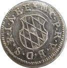 2 kreuzer - Maximilian I – avers