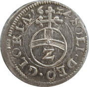 2 kreuzer - Maximilian I – revers