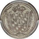 10 pfennige - Maximilian II Emanuel – avers