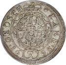 3 kreuzer - Maximilian II Emanuel – revers