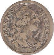 3 kreuzer - Maximilian III Joseph – avers