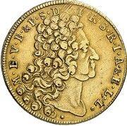 2 Maximilian d'Or - Emanuel Maximilian II – avers
