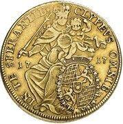2 Maximilian d'Or - Emanuel Maximilian II – revers