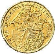 1 Maximilian d'Or - Emanuel Maximilian II – revers