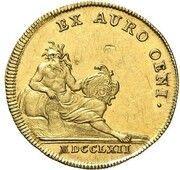 1 Ducat - Maximilian III Joseph (Inngold-Dukat) – revers