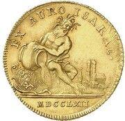 1 Ducat - Maximilian III Joseph (Isargold-Dukat) – revers