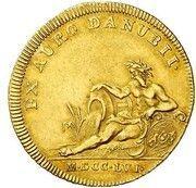 1 Ducat - Maximilian III Joseph (Donaugold-Dukat) – revers