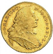 1 ducat Maximilian III Joseph – avers