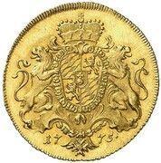 1 ducat Maximilian III Joseph – revers