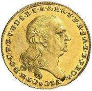 1 ducat Karl Theodor (Vikariat) – avers