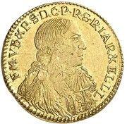 1 goldgulden Ferdinand Maria – avers