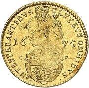 1 goldgulden Ferdinand Maria – revers