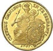 1 maximilian d'or Maximilian III Joseph – revers