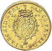 1 ducat Maximilian I – avers