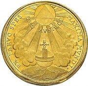 5 Ducats - Maximilian II. Emanuel (Birth of Prince Joseph Ferdinand) – revers
