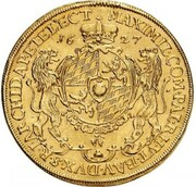 5 Ducats - Maximilian I (Gold Pattern) – avers