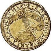 2 Ducats - Ferdinand Maria (Birth of Prince Cajetan Maria)Pattern) – avers