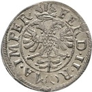 2 kreuzer Maximilian I – revers