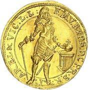 1 Ducat - Ferdinand Maria (Vicariat) – avers