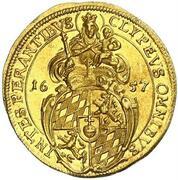 1 Ducat - Ferdinand Maria (Vicariat) – revers