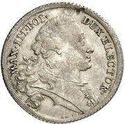 1/4 Thaler - Maximilian III. Joseph (Schulpreis) – avers