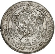 1 Thaler - Maximilian I – avers