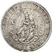1 Thaler - Maximilian I – revers