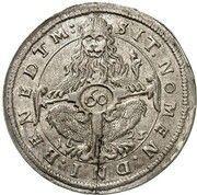 60 Kreuzer - Maximilian I (Kipper) – revers