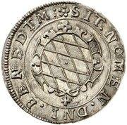 30 Kreuzer - Maximilian I (Kipper) – avers