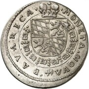 48 Kreuzer - Maximilian I (Kipper) – avers