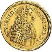 2 Ducats - Maximilian II Emanuel – avers