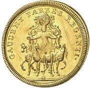 1 Ducat - Maximilian III Josef – revers