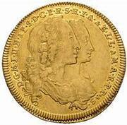 1 Ducat - Maximilian III Josef (Marriage of Maximilian III Josef and Maria Anna von Sachsen) – avers