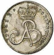 1 Ducat - Maximilian II Emanuel (Wedding of Karl Albrecht - Silver Pattern) – avers