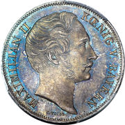 1 gulden - Maximilian II – avers