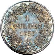 1 gulden - Maximilian II – revers