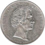 1 Thaler-Ludwig I – avers