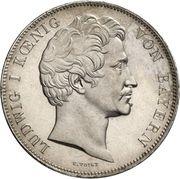 2 Thaler / 3½ Gulden - Ludwig I (Jean Paul Friedrich Richter) – avers