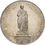 2 Thaler / 3½ Gulden - Ludwig I (Jean Paul Friedrich Richter) – revers