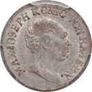1 kreuzer Maximilian I Joseph – avers