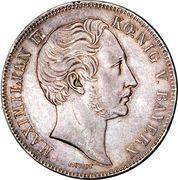 2 Thaler / 3½ Gulden - Maximilian II (Johann Christoph von Gluck) – avers