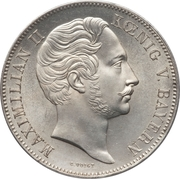 2 Thaler / 3½ Gulden - Maximilian II – avers