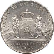 2 Thaler / 3½ Gulden - Maximilian II – revers