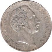 2 Thaler / 3½ Gulden - Maximilian II (Exposition) – avers