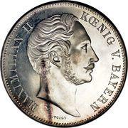 2 taler / 3½ gulden Maximilian II (Monument) – avers