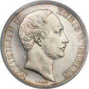 2 vereinsthaler - Maximilian II – avers