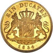 1 ducat - Maximilian II – revers