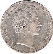 2 Thaler / 3½ Gulden - Ludwig I (Albrecht Dürer) – avers
