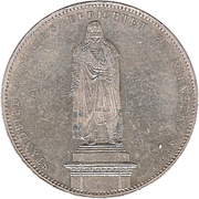 2 Thaler / 3½ Gulden - Ludwig I (Albrecht Dürer) – revers